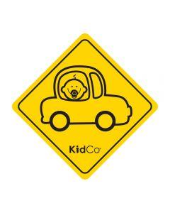 Baby in Card Reflectante (2 unidades) KidCo S801 Amarillo