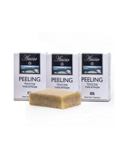Pack 3 Jabón Shemen Amour Mineral Peeling