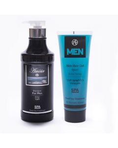 Pack Shampoo + Gel Sport de Regalo Shemen Amour