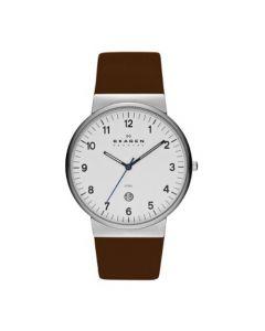 Reloj Cuero Skagen SKW6082 Hombre