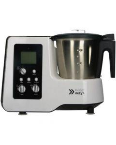 Robot De Cocina Kitchen Pro Easyways Blanco