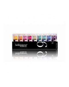 Maquillaje Shimmer Bellapierre 9 Stack Iris