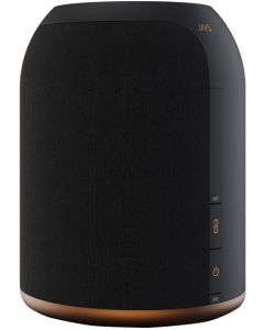 Parlante Bluetooth y WiFi Jays s-Living One Negro