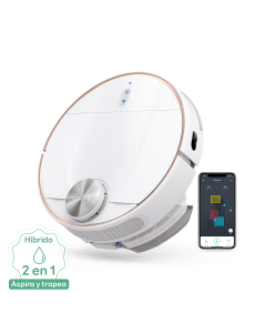 Aspiradora Robot Inteligente Robovac Eufy L70 Lasermop