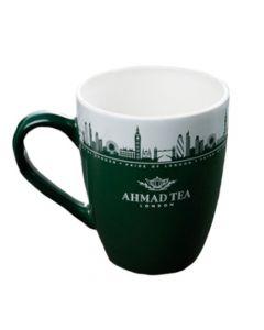 Set 4 Mug Ahmad Tea London Landmark Porcelana