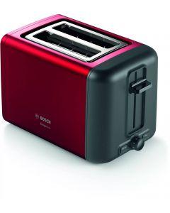 Tostador Compacto Bosch DesignLine Rojo