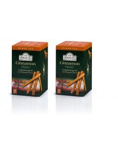 Té en Bolsa Ahmad Tea Teabag Cinnamon  2 Cajas 20U