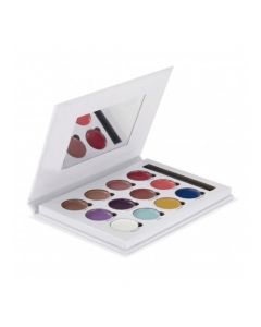Paleta de labios Bellapierre 12 colores mate Pro