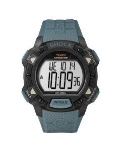 Reloj Digital Hombre Timex TW4B09400 Pulsera Resina AzulGris