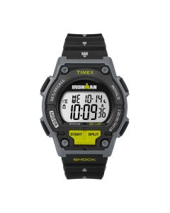 Reloj Digital Hombre Timex TW5M13800 Pulsera Resina Negro