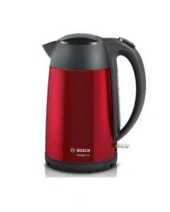 Hervidor Bosch DesignLine Rojo