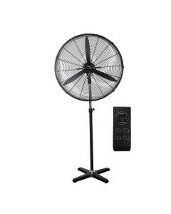 Ventilador Industrial Dual Airolite V30D2R 30 Negro Y C/R