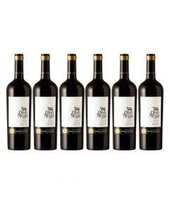 Pack 6 vinos Oveja Negra Single Vineyard Cabernet Sauvignon 750cc