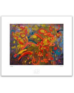 Yto Aranda - Encantamiento Artefactory (Lámina) Imp. Giclée