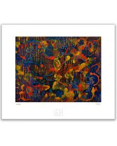 Yto Aranda - Mariposa Artefactory (Lámina) Imp. Giclée